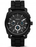 Fossil Machine Chronograph Silicone