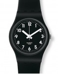 Swatch Lady Black Single