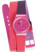 Swatch Fun in Pink