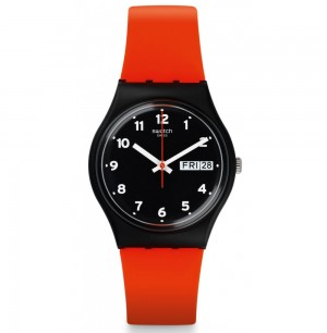 Swatch Red Grin