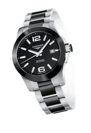 Longines Conquest Ceramic