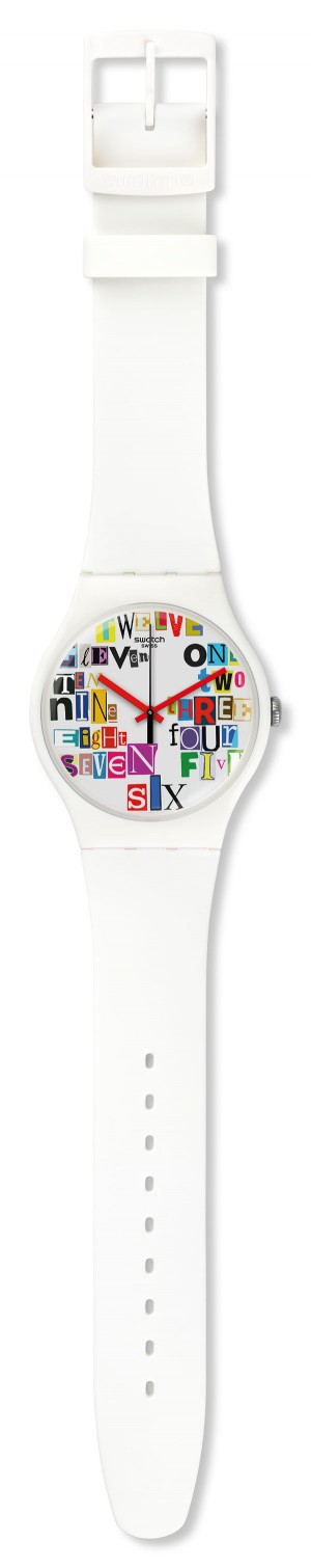 Swatch Multi Collage