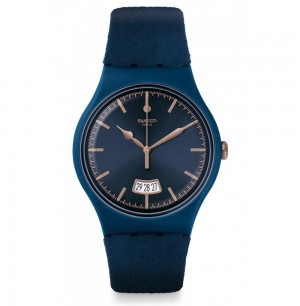 Swatch Cent Bleu