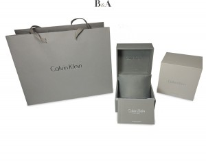Calvin Klein Gent Bold Yellow Gold PVD