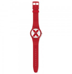 Swatch XX-Rated Red