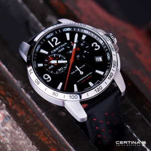 Certina DS Podium Chronograph Lap Timer