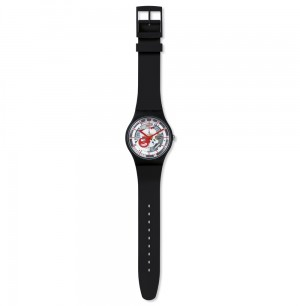 Swatch Siliblack