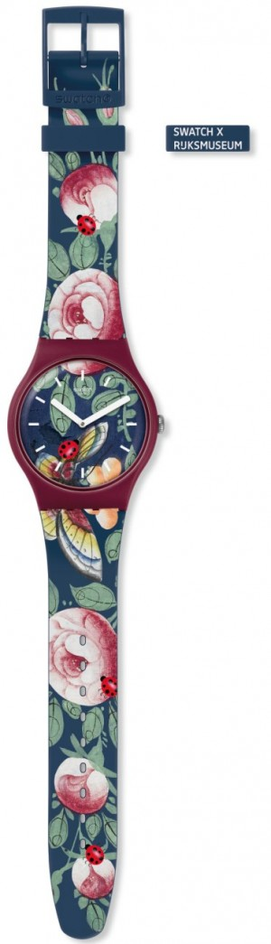 Swatch Lady Buzz
