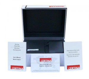Certina DS Powermatic 80 Automatic
