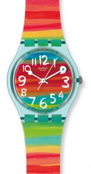 Swatch Color The Sky