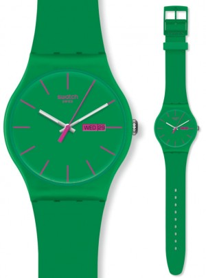 Swatch New Gent Green Rebel