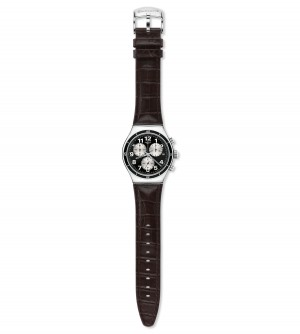 Swatch Irony Chrono Browned