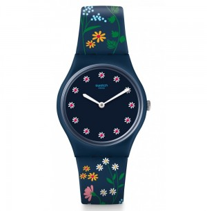 Swatch Flower Carpet