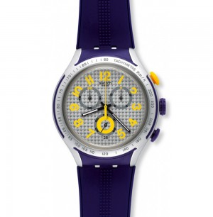 Swatch Yellow Pusher