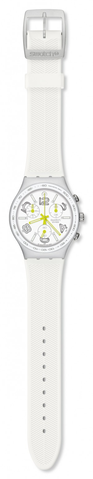Swatch Ray Of Light White