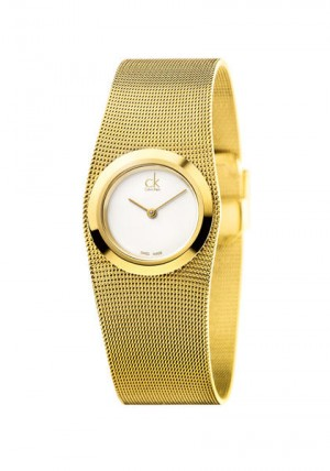 Calvin Klein Lady Impulsive Yellow Gold PVD