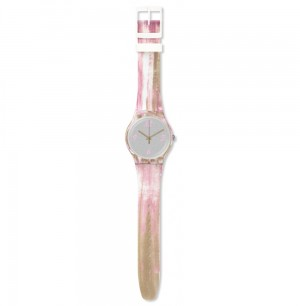 Swatch Pinkquarelle