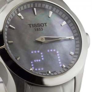 Tissot Couturier Grande Date Lady