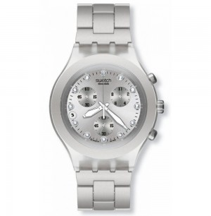 Swatch Full-Blooded Silver