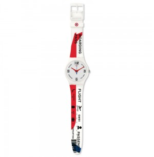 Swatch Go To Gate