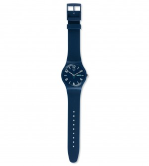 Swatch Backup Blue