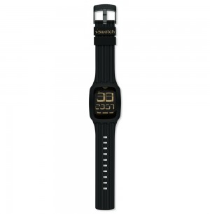 Swatch Iswatch Black District