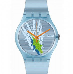 Swatch Pool Surprise