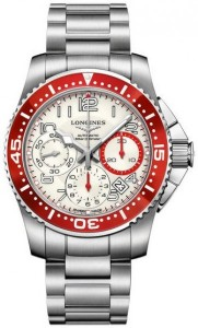 Longines HydroConquest Automatic Chronograph
