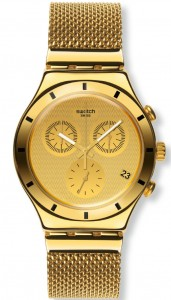 Swatch Golden Cover
