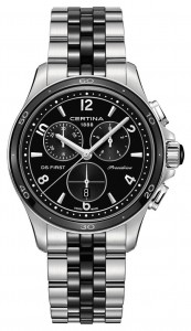 Certina DS First Lady Ceramic Chrono