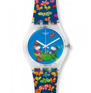 Swatch Planet Love