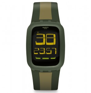 Swatch Touch Olive & Light Green
