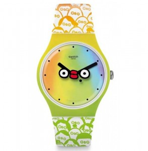 Swatch What's Yo Face? SUOZ303