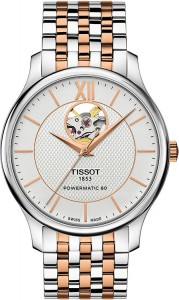 Tissot Tradition Automatic Open Heart T063.907.22.038.01