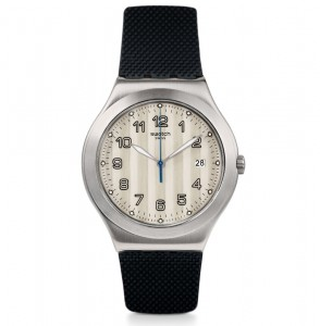 Swatch Cotes Silver