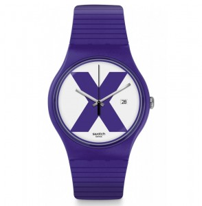Swatch XX-Rated Purple