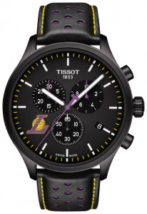 Tissot Chrono XL NBA Los Angeles Lakers Special Edition