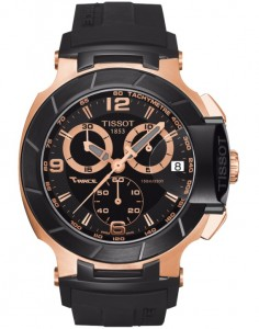 Tissot T-Race 2010 Gold PVD