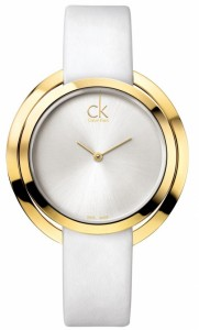 Calvin Klein Lady Aggregate Yellow Gold PVD