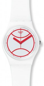 Swatch Hit the Line