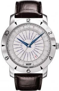 Tissot Heritage Navigator COSC Automatic