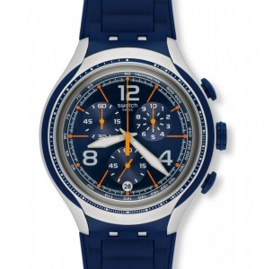 Swatch Blue Face