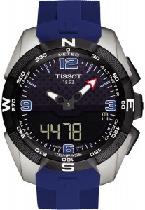 Tissot T-Touch Expert Solar Ice Hockey 2017