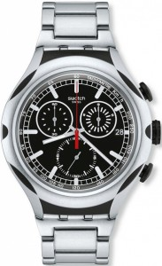 Swatch Irony Black Energy