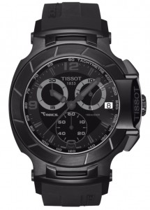 Tissot T-Race Black PVD