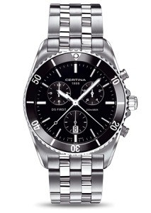 Certina DS First Ceramic Chronograph
