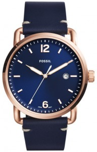 Fossil The commuter 3H Date