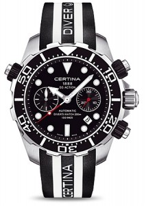 Certina DS Action Diver Chrono Automatic Valjoux