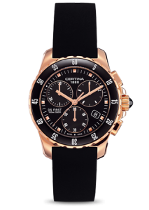 Certina DS First Lady Chronograph Ceramic