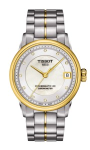 Tissot Luxury Automatic Diamonds